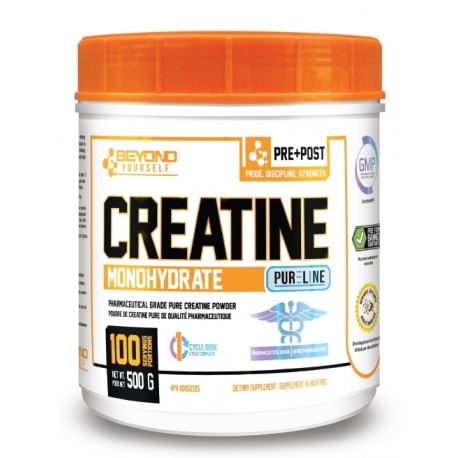 Beyond Yourself Creatine 500g.