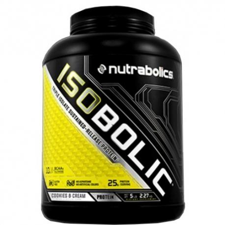Nutrabolics Isobolic 5 lb