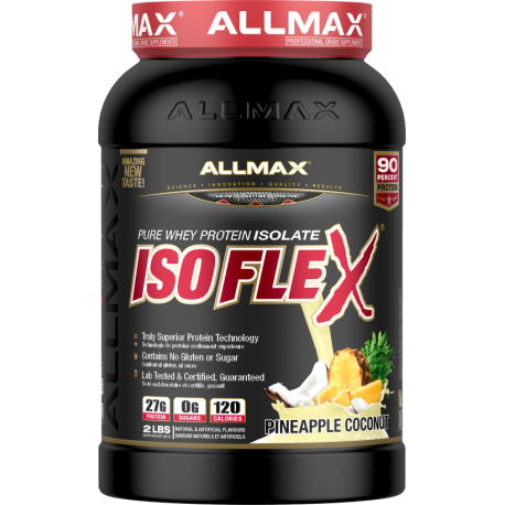 Allmax Isoflex 2 lb