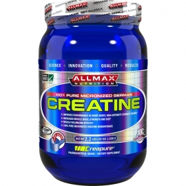 Allmax Créatine Monohydrate 1 kg