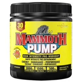 Formules pre-workout